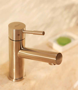 Stainless Steel Hali basin mixer tap