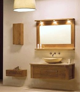Stonearth Venice wall hung washstand