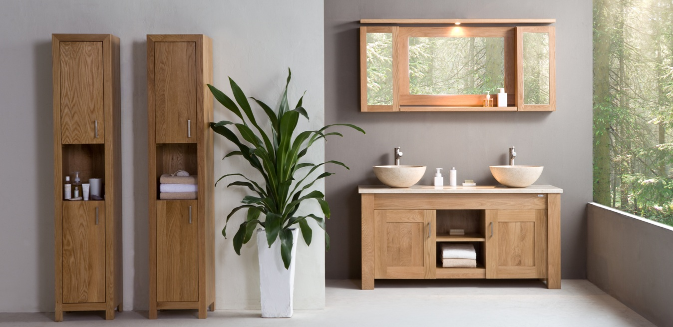 Stonearth Complete Natural Bathrooms, Real Wood Bathroom Furniture